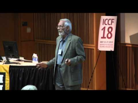 "ICCF-18 :  Dr. Edmund Storms ""Explaining Cold Fusion"""