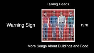 Talking Heads - Warning Sign - More Songs About Buildings and Food [1978]