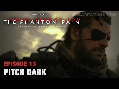 METAL GEAR SOLID V: THE PHANTOM PAIN - Walkthrough - Episode