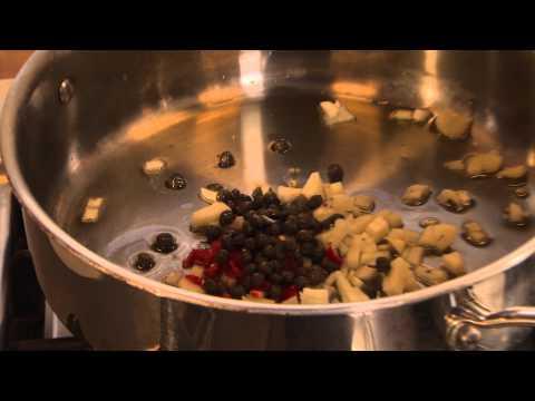 Wholemeal Lemon Chicken Linguine featuring Kerry Leech and Natalie von Bertouch