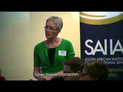 WEBCAST: China-Africa: a maturing relationship? Growth, change and resilience