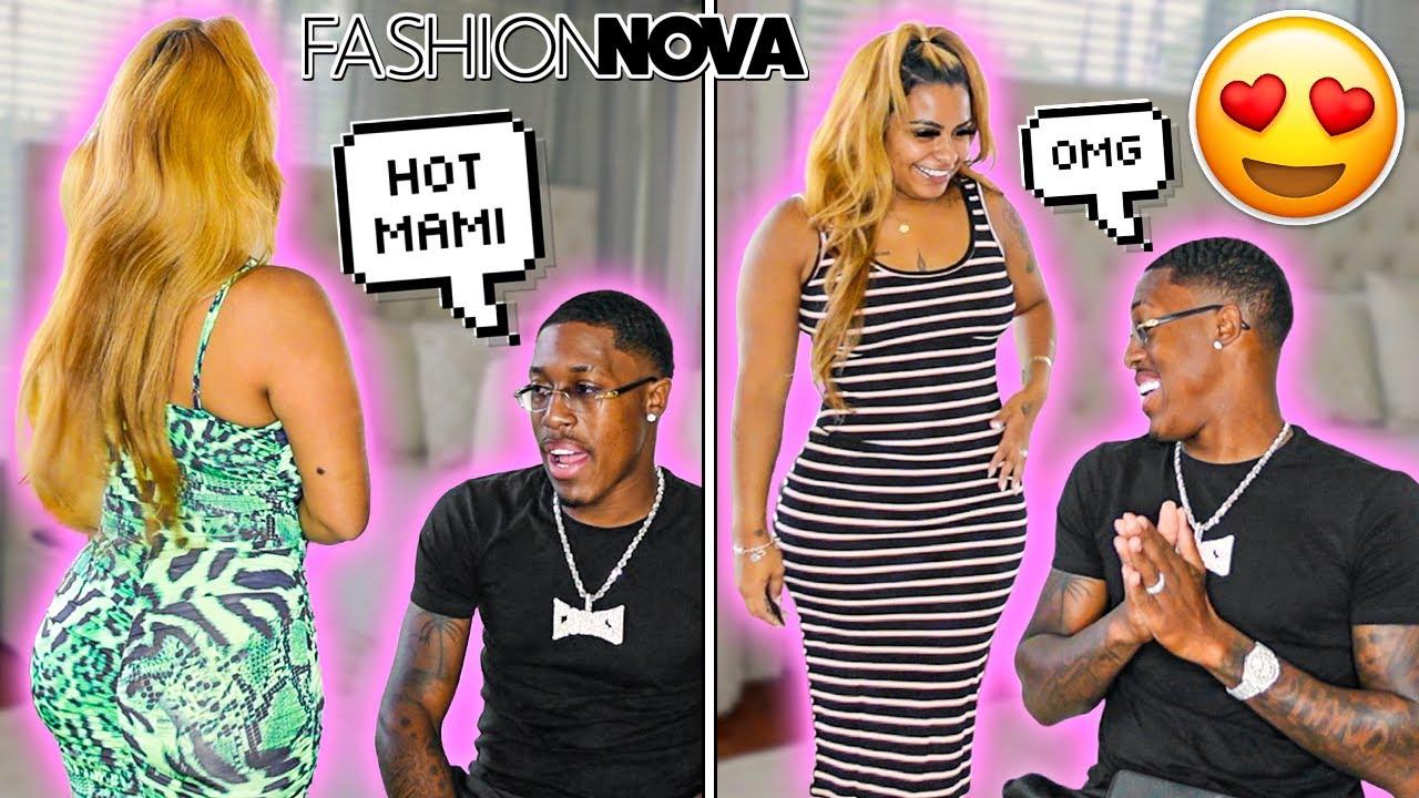 Husband Rates My Fashionnova Dresses ! 😍