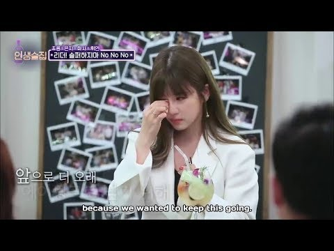 [ENG SUB] Apink's Leader Chorong On The Pressure She Feels And Conflict With Her Team Members