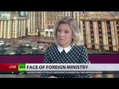 'I want to give audience more' FM spox Zakharova on digital diplomacy & social media