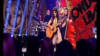 Katie Melua - Better than a dream + Nine million bicycles (live)