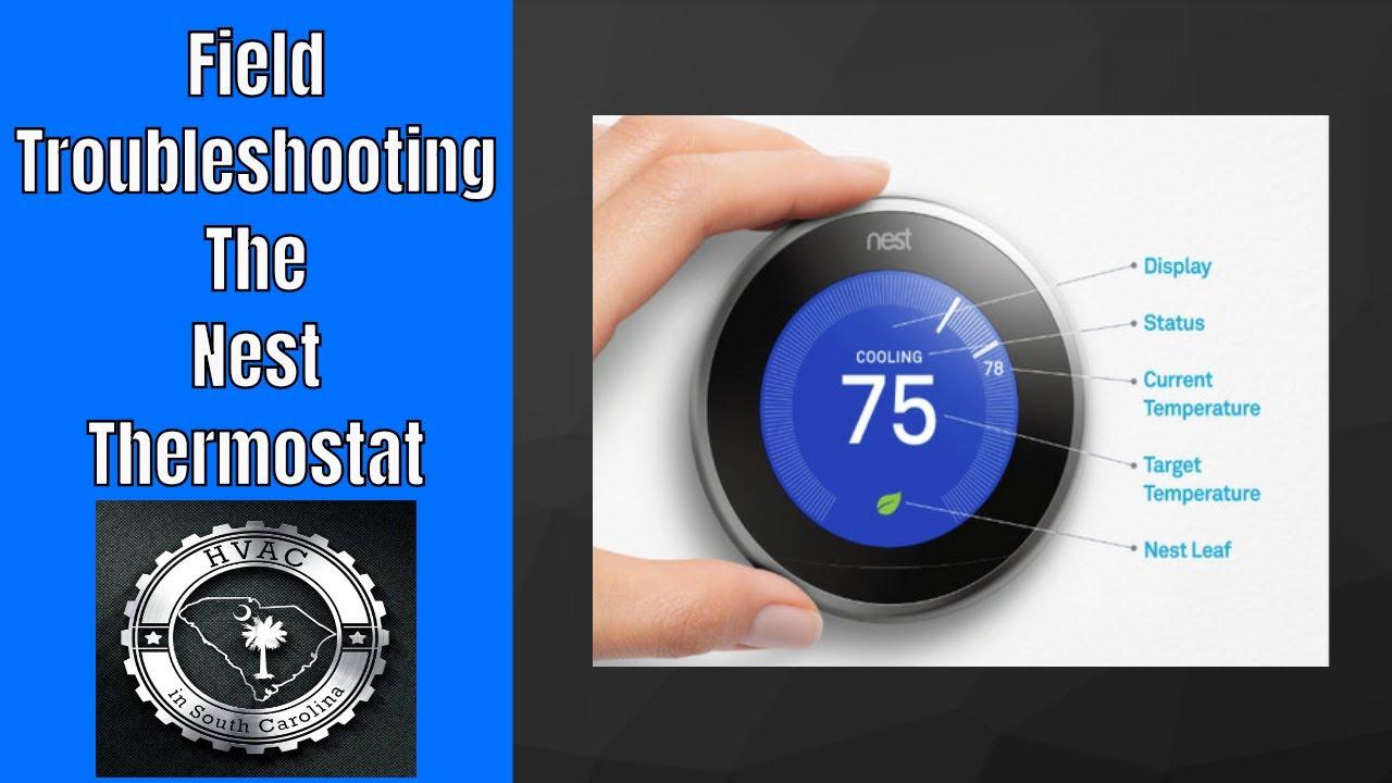 Nest Thermostat Installation Troubleshooting