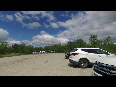 DJI Chest Strap Mount Test - Birds Hill Provincial Park Manitoba, Canada