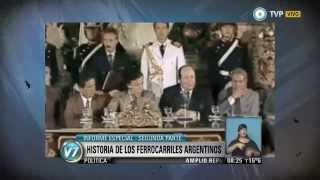 Visión 7 - Informe especial: Historia de los ferrocarriles argentinos (2 de 2)