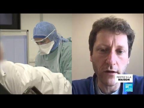 Pandémie de Covid-19: L'optimisme est de mise dans les hôpitaux