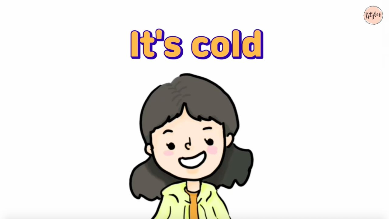 [English Book] It's cold  l Short English Story l Kstyles