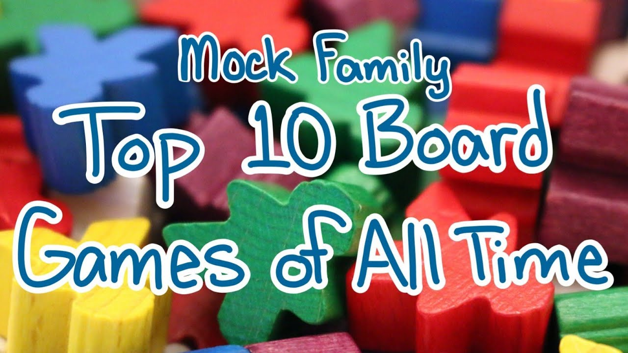 76 Best Board Games of All Time - List Challenges