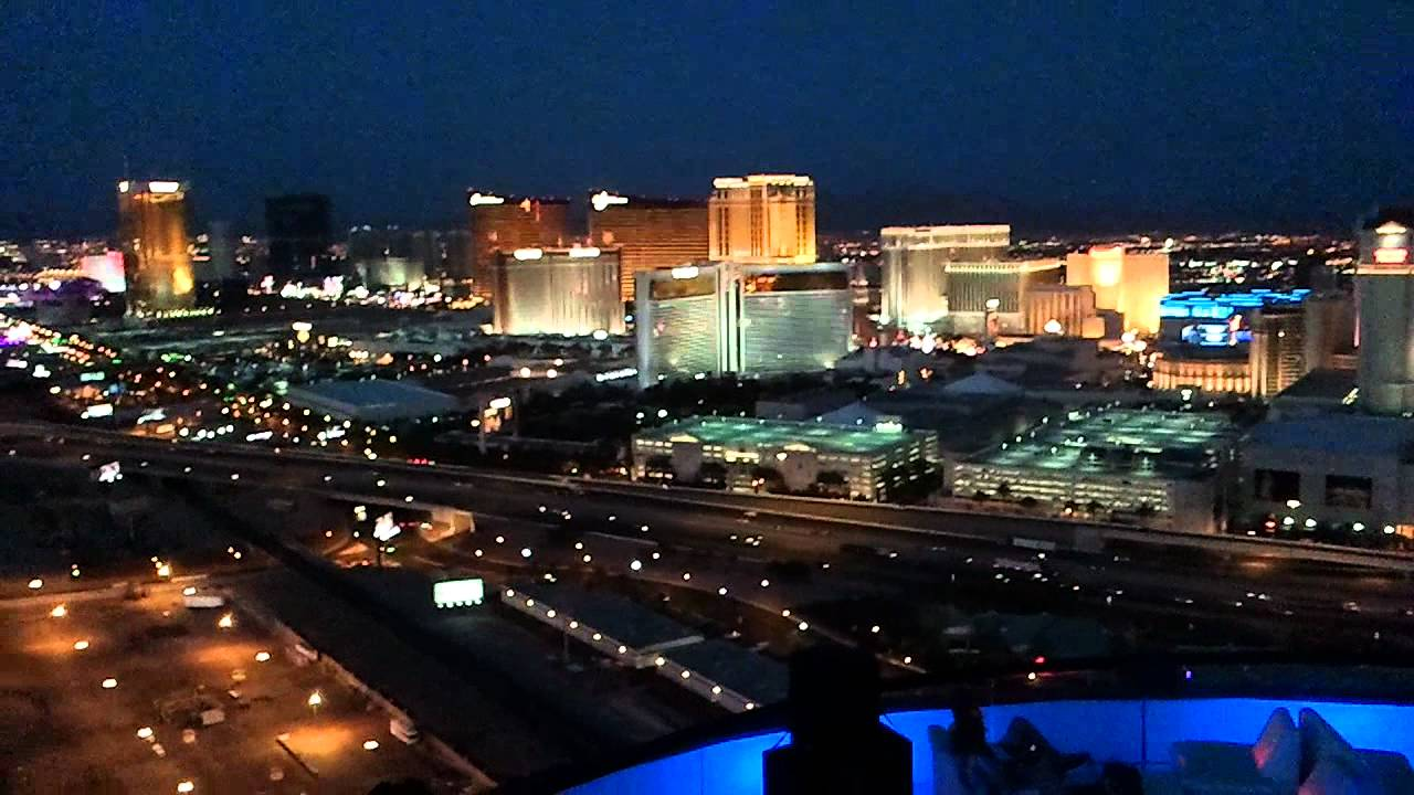 Merveilleux Spectacular Rooftop View Outside VooDoo Steak U0026 Lounge   Rio Hotel Las Vegas    YouTube