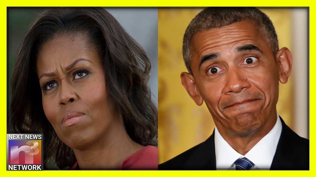 Barack Obama CAUGHT Going Against Michelle's Request to Stay Home