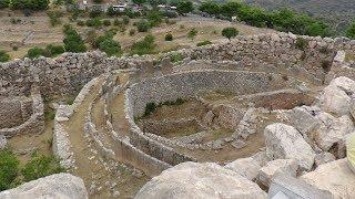 Греция. Поездка в Арголиду. Нафплион и Микены