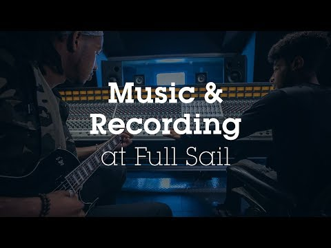 Learn about music programs at Full Sail