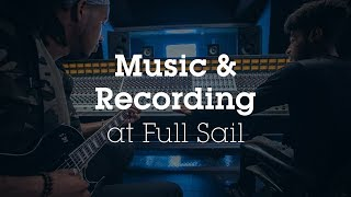 Download lagu Learn about music programs at Full Sail