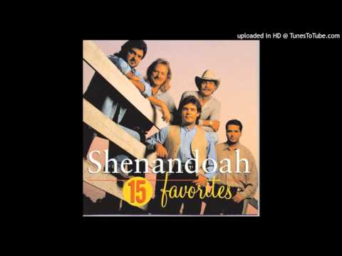 Shenandoah - It's All Over But The Shoutin'