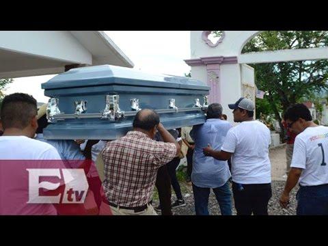 Sepultan en Guerrero a mexicano asesinado en masacre de Orlando, Florida/ Atalo Mata