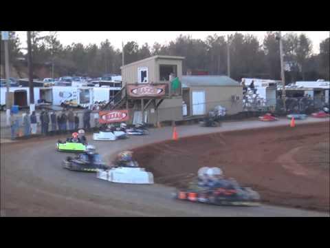 Box Stock Lite Dawgwood Speedway