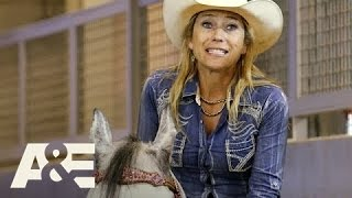 Rodeo Girls: The Rookies Try To Win The Barrel Race (S1, E1)   A&E