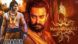 Mahabharat Trailer   Aamir Khan   Hrithik Roshan   Prabhas   Deepika P   Rajamouli Concept Trailer
