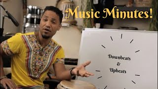 Basic Music Theory Lesson (Downbeats & Upbeats)