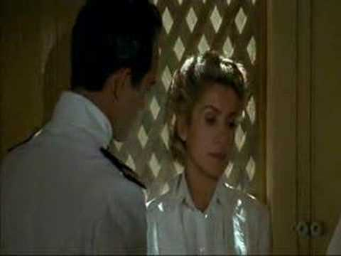 Catherine Deneuve and Vincent Perez in Indochina