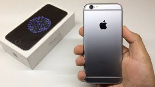 हिन्दी   Apple iPhone 6 Unboxing
