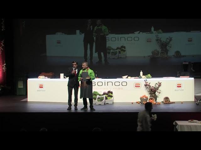 Congreso Gastronomico Cocinart 2017 en Directo