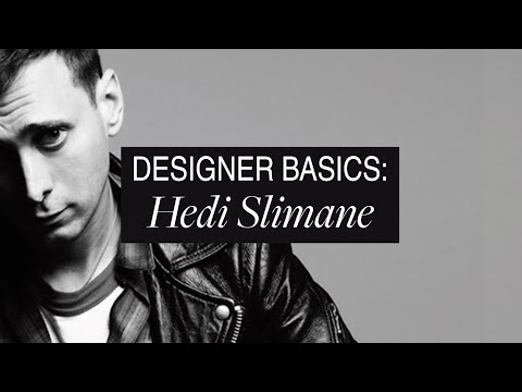 The History and Future of Hedi Slimane