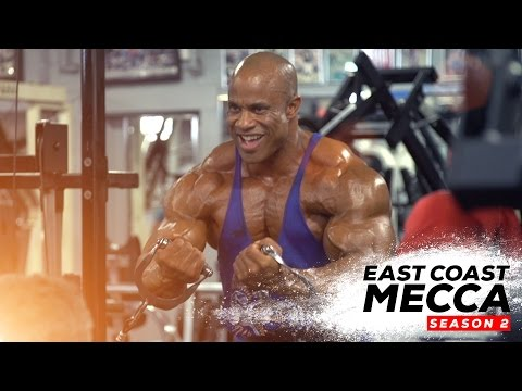 Victor Martinez Training Post-Competition | East Coast Mecca Season 2 Finale