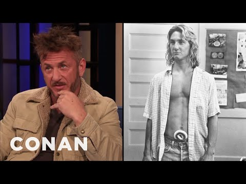 The Man Cave - Sean Penn Recently Ran Into The Real-Life Jeff Spicoli
