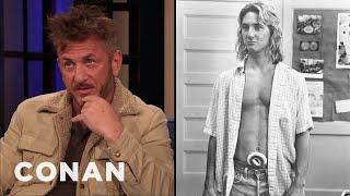 Sean Penn Recently Ran Into The Real-Life Jeff Spicoli - CONAN on TBS