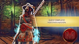 """THIS WAS INTENSE!"" - BEATING THE WEEKLY QUEST - For Honor 