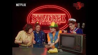Stranger Things 3 | Stranger Antenna - Pistas e Cenas inéditas