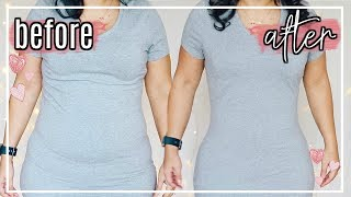 HOW TO GET A FLAT TUMMY INSTANTLY!   SHAPERMINT SHAPEWEAR TRY ON HAUL   Page Danielle