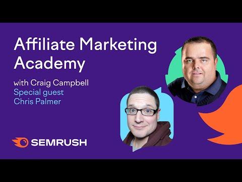 Intro to Affiliate Marketing