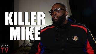 Killer Mike: People Who Don't Own Black Businesses Love Attacking Puffy, Jay Z & Master P (Part 8)