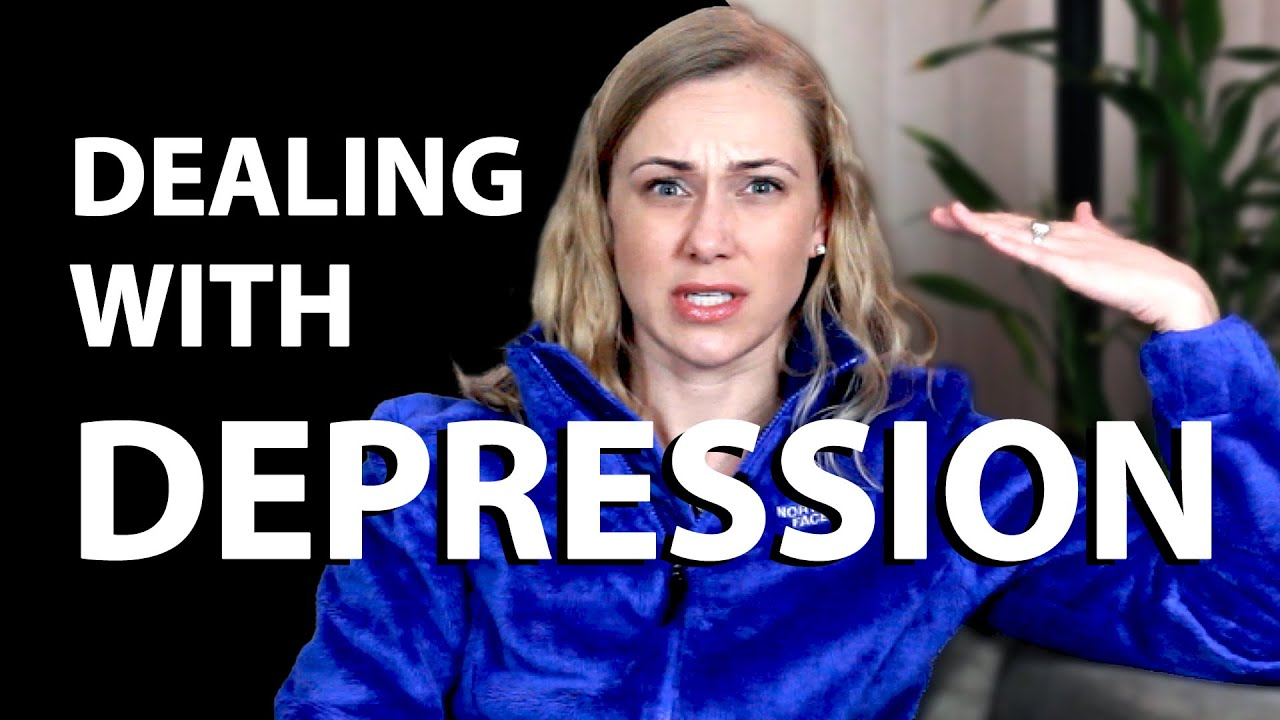 How to deal with depression immediate solutions youtube