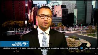 SA's re-election to the UNHRC indicates the world's confidence in the country