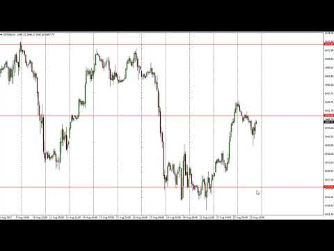 S & P 500 Technical Analysis for August 24, 2017 by FXEmpire.com