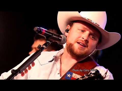 Josh Abbott Band 'Until My Voice Goes Out' BACKSTAGE PASS