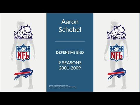 Aaron Schobel: Football Defensive End