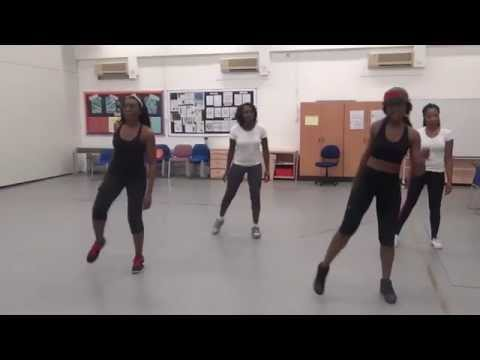 Afrobeats Dance Workout for Fat Loss | Kokoma - K9