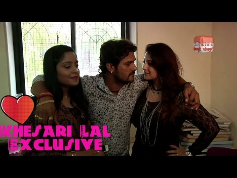 Khesari Lal Yadav  Subhi  Sweety ! Hogi Pyaar Ki Jeet ! Premiere ! दो लड़कियों के बिच सिर्फ प्यार