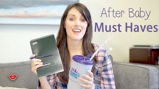 Postpartum Must-Haves! | Kristen from Millennial Moms