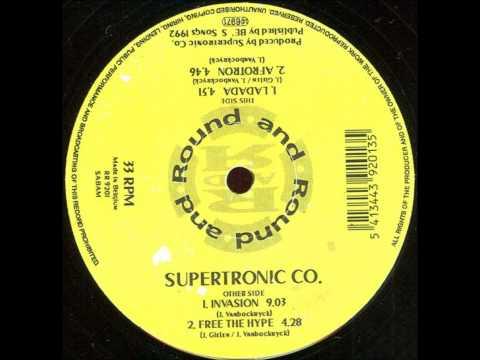 Supertronic Co. - Invasion