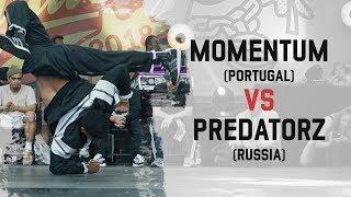 Momentum vs Predatorz - Półfinał na Warsaw Challenge 2018