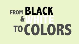Colors Eric Saade Lyric Video