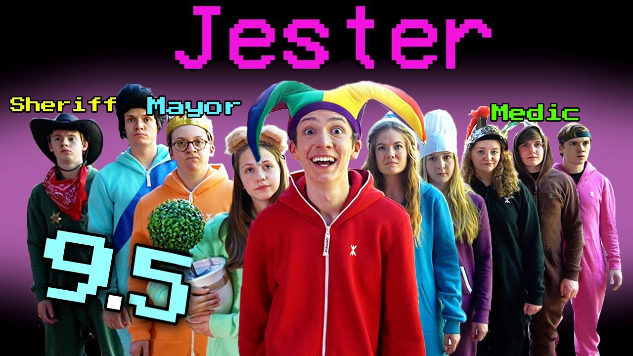 Download If Among Us Had A JESTER
